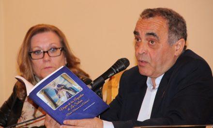 Paulino Sánchez presentó 'La Virgen de las Angustias de La Solana'