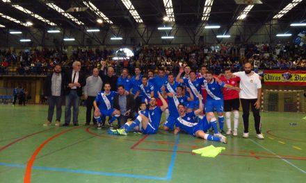 El Manzanares FS Quesos El Hidalgo, campeón de liga