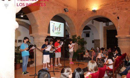 Maratón de Cuentos para la clausura de los Talleres de Animación a la Lectura en Infantes