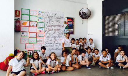 """""""Popular Games in Spain and Greece"""". Nuevo proyecto europeo eTwinning llevado a cabo en el colegio Don Cristóbal, en Manzanares"""