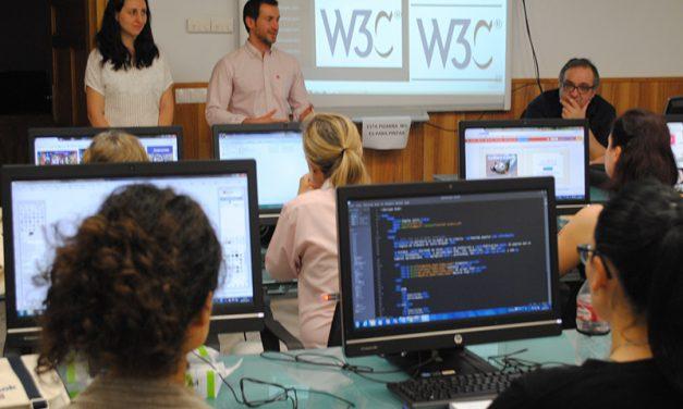 El Consistorio imparte un nuevo curso sobre nuevas tecnologías con certificado de profesionalidad