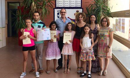 "Entrega de premios del Taller de Corresponsabilidad ""Queremos, Podemos, Sabemos"""