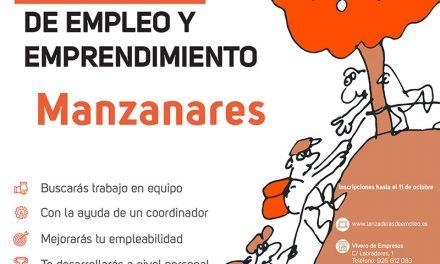 Manzanares contará en octubre con una Lanzadera de Empleo para mejorar la inserción laboral de 20 personas