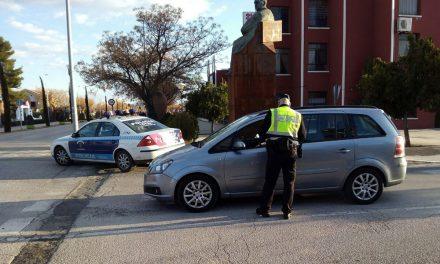 La Policía Local de Valdepeñas realizó en junio 132 pruebas de alcohol y drogas