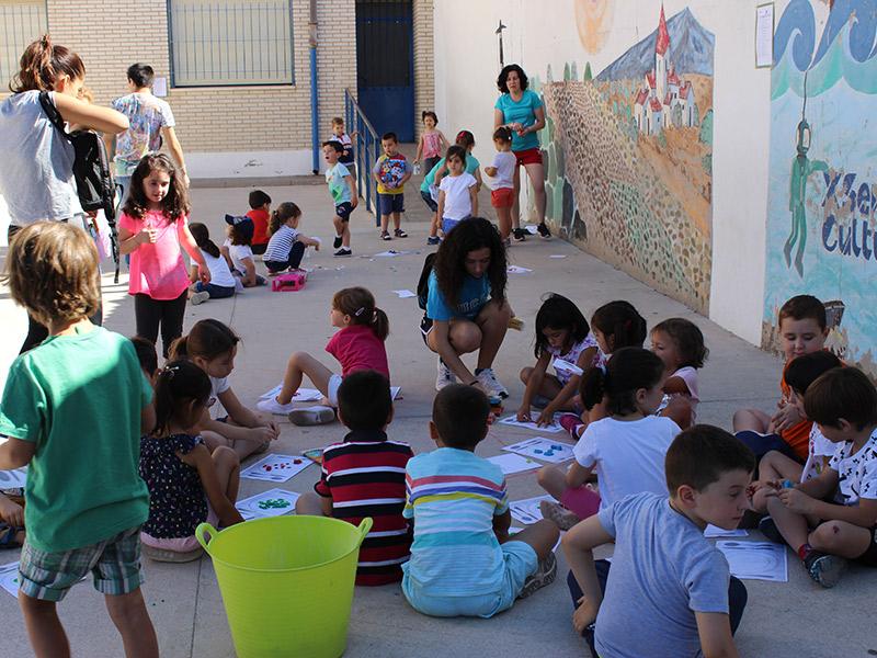 La Escuela de Verano Municipal arranca la primera quincena con cerca de 100 participantes