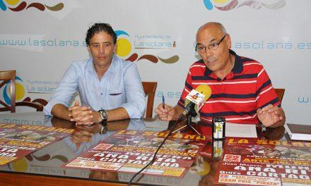 Juan Manuel Munera, Ana Rita y Ginés Cartagena, terna de rejoneo para la feria
