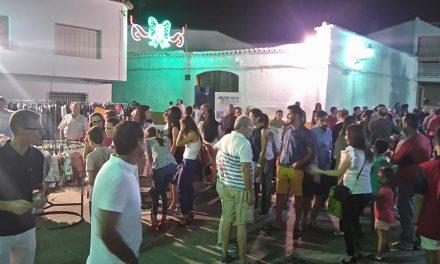 Los comerciantes y empresarios de Membrilla celebran la primera Noche Blanca