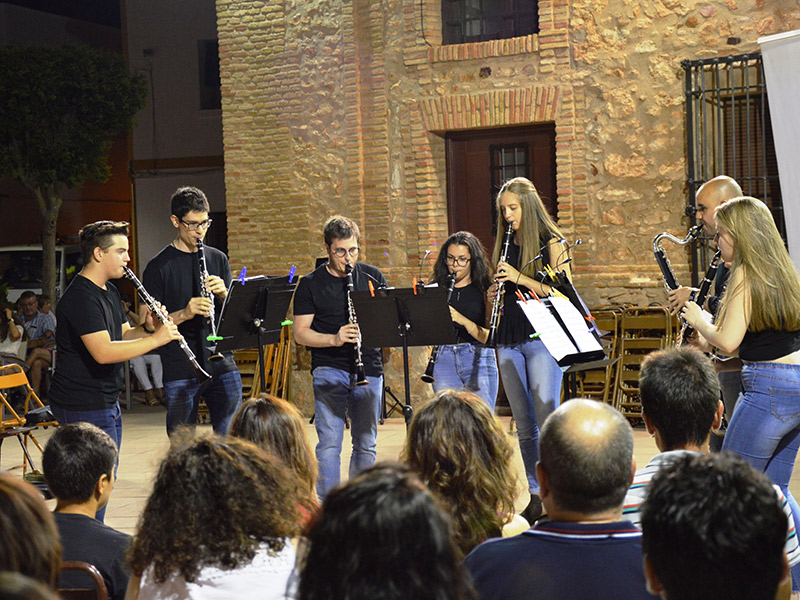 Música y emociones, protagonistas de las últimas jornadas del Curso de Perfeccionamiento Instrumental celebrado en Manzanares
