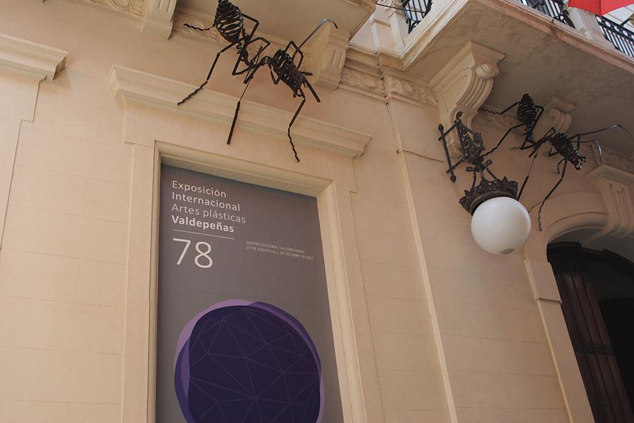 'La Confianza' acoge este domingo la inauguración de la 78 Exposición Internacional de Artes Plásticas
