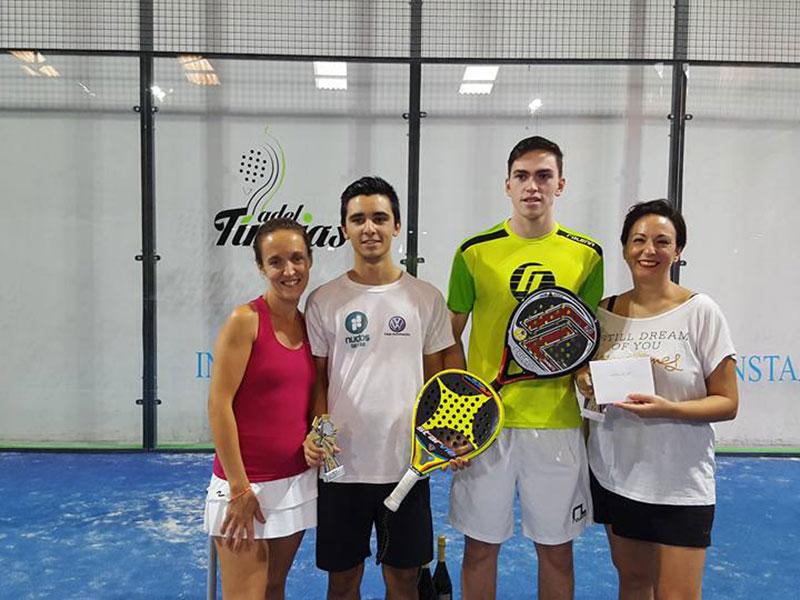 Torneo II Aniversario Pádel Tinajas
