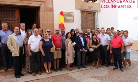 La Universidad Libre de Infantes rinde homenaje a Bartolomé Jiménez Patón