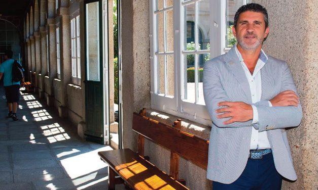 José Luis Perea Blanquer. Secretario General de ATA en Castilla-La Mancha