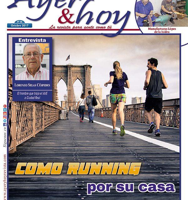 Ayer & hoy – Manzanares – Valdepeñas – Revista Octubre 2017