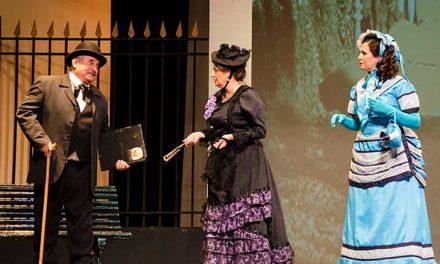 La ACAZ representó 'La verbena de la Paloma' y 'Agua, azucarillos y aguardiente'