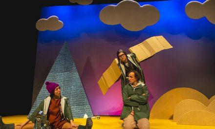 'El Viaje' llegó a La Solana para mostrar la realidad de los refugiados en forma teatral