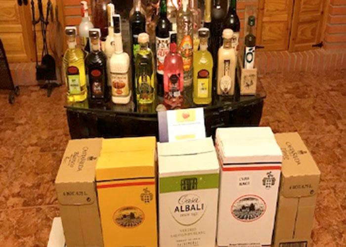 El Club del Vino J. Luis López-Tello reanuda el sorteo mensual de un lote de productos de Orujos La Cepa
