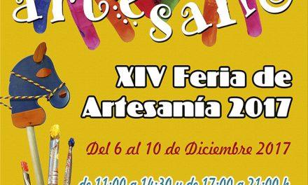 ARTESANO regresa al Patio de La Alhóndiga del 6 al 10 de Diciembre