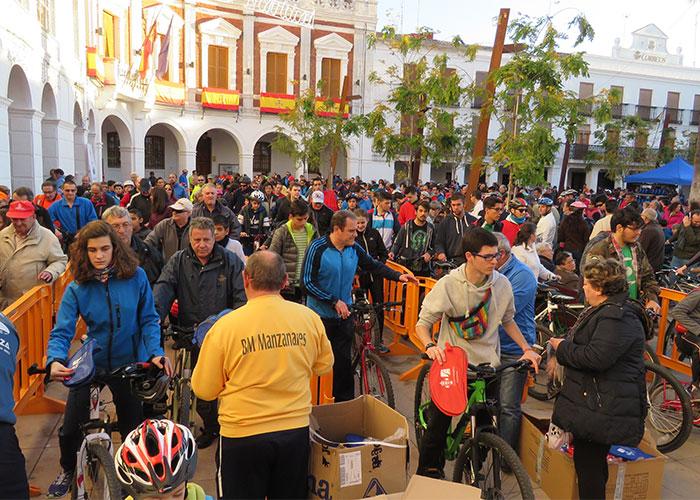 El Consistorio invita a participar en la Fiesta de la Bicicleta