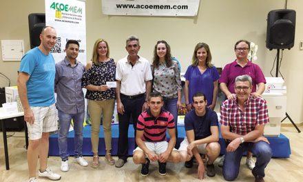 Comerciantes y empresarios de Membrilla, juntos en ACOEMEN