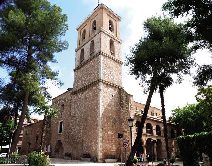 Iglesia de Santa María la Mayor, Daimiel
