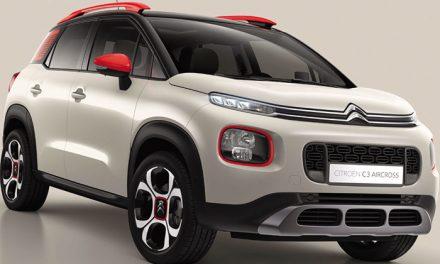 Citroën C3 Aircross: 5 estrellas Euro NCAP