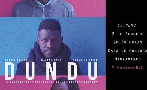 """Estreno del cortometraje """"Dundu"""""""