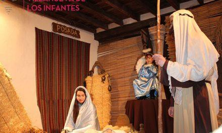 El Belén Viviente de la Asociación Cultural 'Los Danzantes' repite el éxito de ediciones anteriores