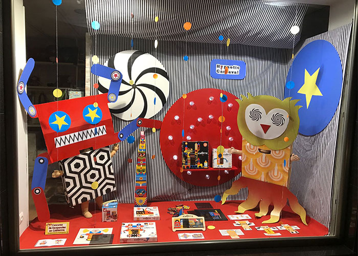 Abierto el plazo de inscripción del 'V Concurso de Escaparates de Carnaval'