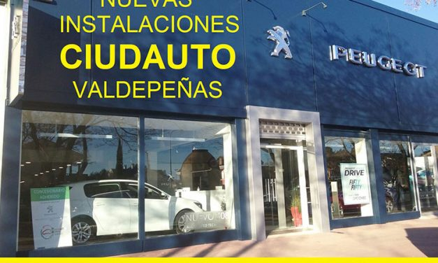 CIUDAUTO estrena nuevas instalaciones en Valdepeñas