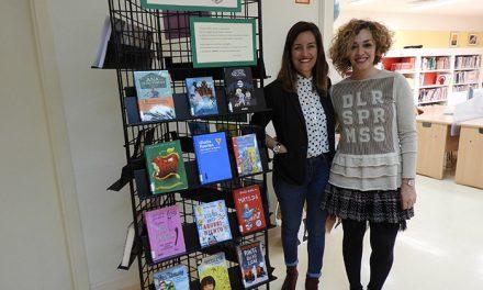 «Los libros que leía Andrea» nuevo rincón literario en la Biblioteca Municipal de Manzanares