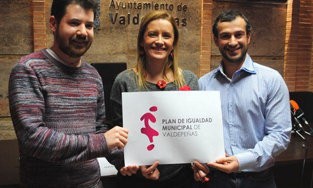 El Plan de Igualdad Municipal de Valdepeñas estrena logotipo