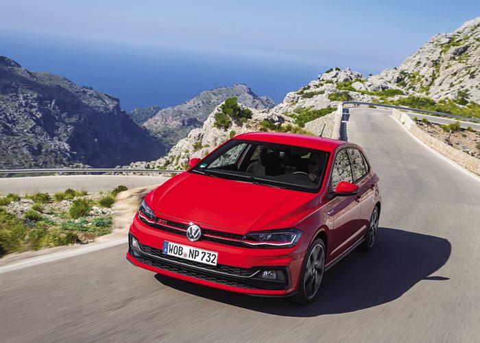 Nuevo Volkswagen Polo GTI, deportividad, seguridad y confort
