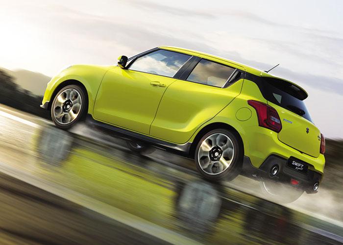 Nuevo Suzuki Swift Sport