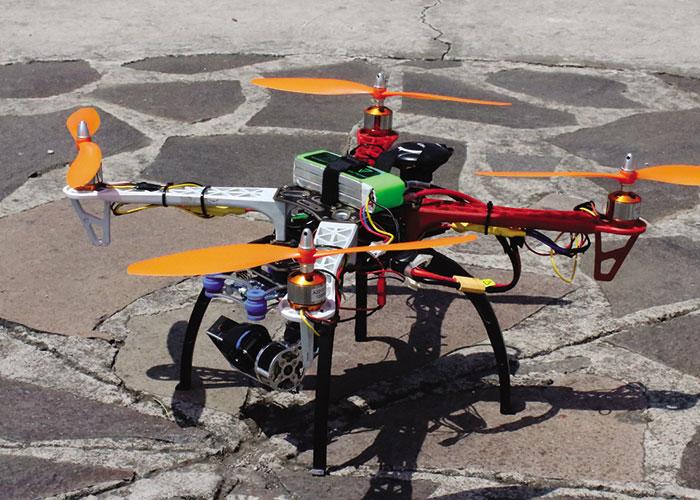 Drones. El futuro de los negocios ya está aquí