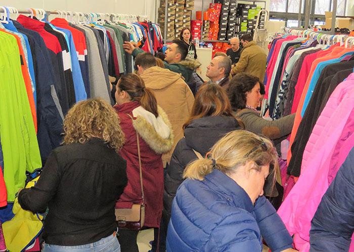 Más ventas y visitantes en la 11ª Feria del Stock