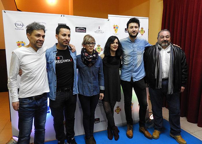 El pase 'Tierno' del ManzanaREC inaugura la sección oficial del festival con Beatriz Arjona como 'Claqueta de honor'