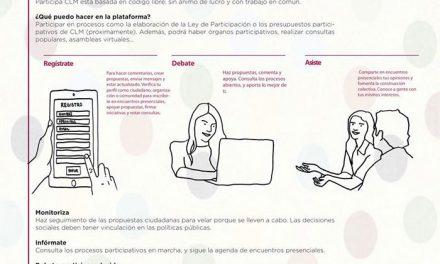 Manzanares anima a la población a participar en la elaboración de la Ley Regional de Participación Ciudadana