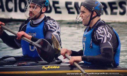La XX Liga de Kayak Polo congregará este fin de semana a 180 jugadores en Valdepeñas