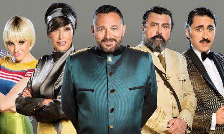 Pepón Nieto, Paco Tous, Lara Dibildos y Fernando Tejero se suben al Teatro de Valdepeñas