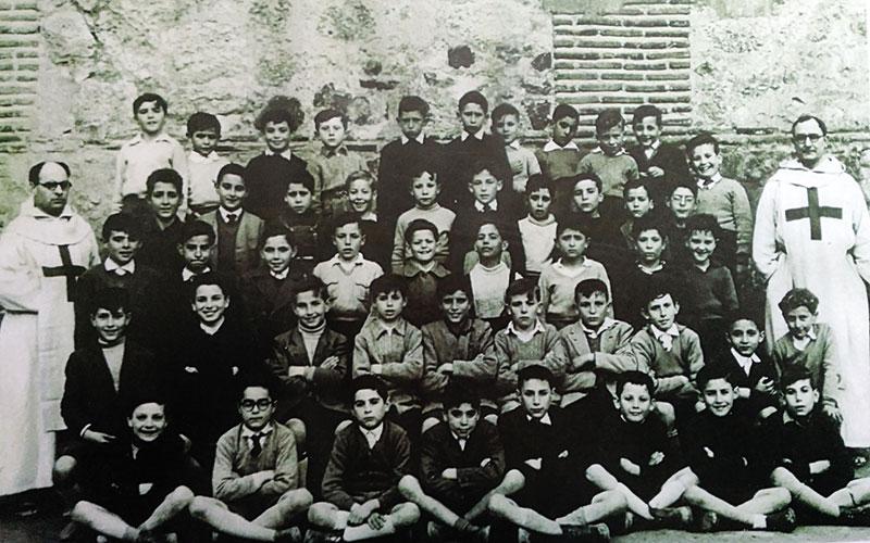 Colegio Santísima Trinidad de Valdepeñas