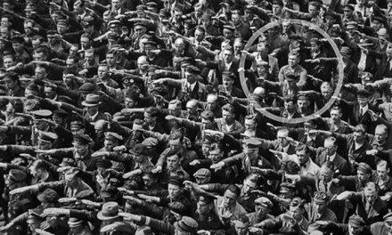 El hombre que negó el saludo a Hitler