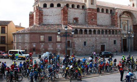 Doscientos fieles arroparon el XXVIII Día de la Bicicleta