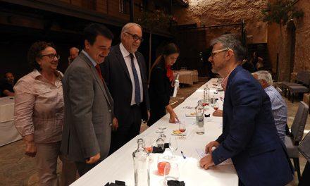 Los vinos blancos destacan entre las 110 muestras del 48º Concurso de Vino de Fercam