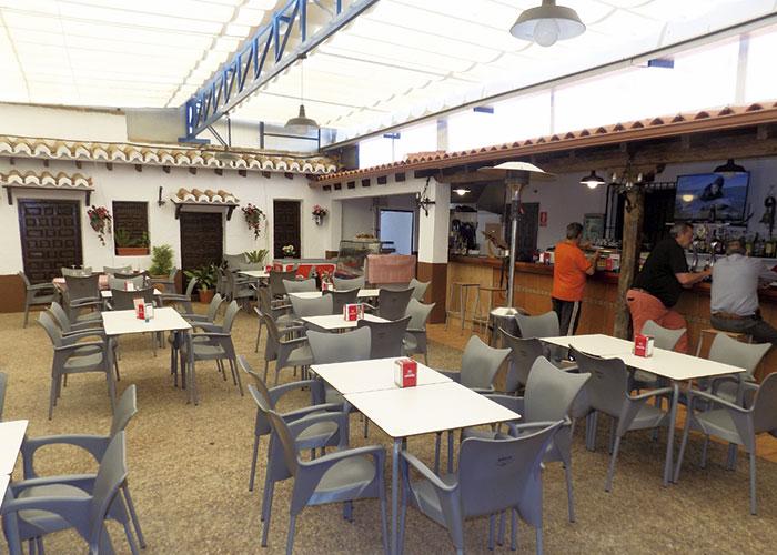 Terraza De Verano El Nuevo Paseíllo Manzanares Valdepeñas