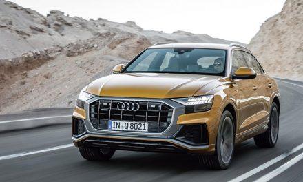 Q8, la nueva imagen de la familia Audi
