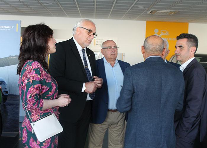 Futurcar inaugura las nuevas instalaciones de Renault-Dacia en Manzanares