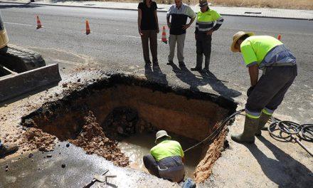 Diversas mejoras en el servicio de agua provocarán este jueves cortes y falta de presión en el suministro