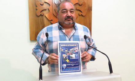 La concejalía de Seguridad Ciudadana valora positivamente la actuación de la Policía Local en 2017