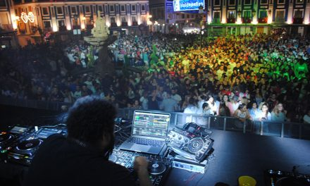 Carlos Jean lleva el house y el dance a las LXV Fiestas del Vino de Valdepeñas