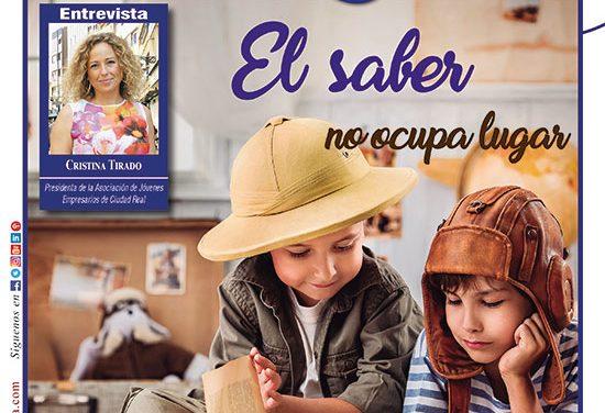 Ayer & hoy – Manzanares-Valdepeñas – Revista Septiembre 2018